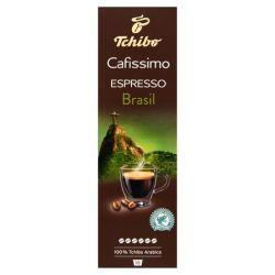 "TCHIBO ""Cafissimo Espresso Brasil"" 10 darabos kévékapszula"