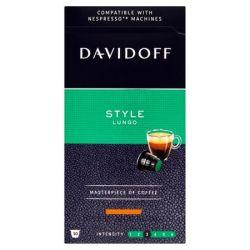 "DAVIDOFF ""Style"" 10 darabos kévékapszula"