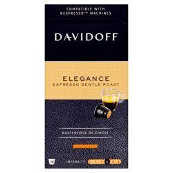 "DAVIDOFF ""Elegance"" 10 darabos kévékapszula"