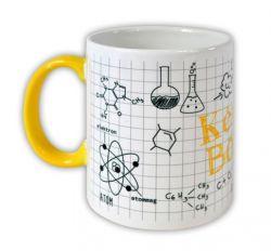 Teásbögre kémia mintával (32 cl)