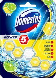 Domestos Power 5 1 db-os lime illatú WC fertőtlenítő