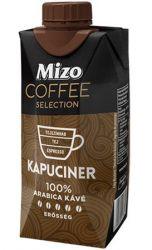 Mizo Kapuciner 0,33 l UHT félzsíros kávéválogatás visszazárható dobozban