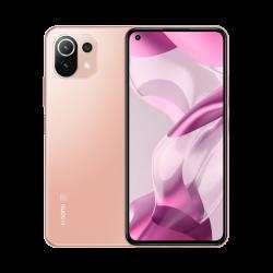 "Xiaomi Mi 11 Lite 6.55"" 128GB DualSIM 5G rózsaszín okostelefon"