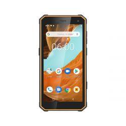 "Kruger & Matz DRIVE 6S 5,5"" IPS Dual SIM 64GB LTE Gorilla Glass strapabíró okostelefon"