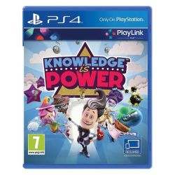 Knowledge is Power (PS4) játékszoftver