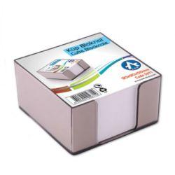 BLUERING 8x8x5 cm füst műanyag kockatömb tartó
