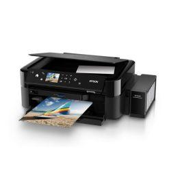 EPSON L810 színes, USB, A4 37lap/perc FF, CD/DVD Tintasugaras nyomtató