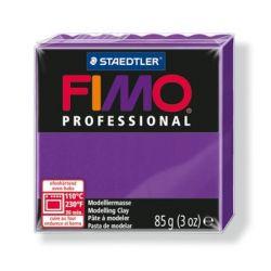 """FIMO """"Professional"""" égethető lila gyurma (85 g)"""