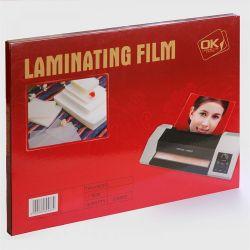 BLUERING A5 154x216mm 100 micron lamináló fólia (100 db)