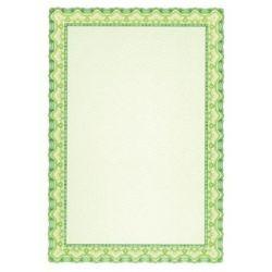 APLI A4 115 g smaragdzöld színű oklevélpapír (70 lap)