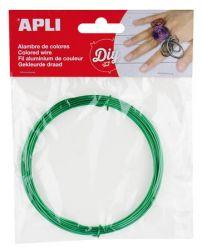 """APLI """"Kids"""" zöld színű drót"""