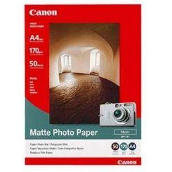 CANON A3 170 g MP-101 tintasugaras matt fotópapír (40 lap)