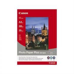 CANON A4 260 g SG-201 tintasugaras félfényes fotópapír (20 lap)