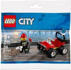 LEGO® (30361) City Tűzoltó ATV