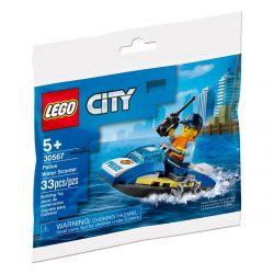 LEGO® (30567) City - Rendőrségi jet ski