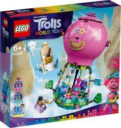 LEGO® (41252) Trolls Pipacs hőlégballonos kalandja