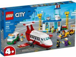 LEGO® (60261) City Airport Központi Repülőtér