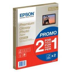 EPSON A4 255 g S042169 tintasugaras fényes fotópapír  (2x15 oldal)