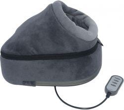 Livia FMS216 18W, 2 masszás irány szürke láb és hátmasszírozó távirányítóval