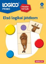 Logico (1241) Primo Első logikai játékom