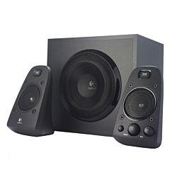 Logitech Z623 400W 2.1 fekete hangszóró