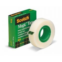 "3M SCOTCH ""Magic Tape 810"" 19 mm x 33 m ragasztószalag"
