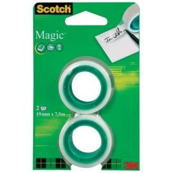 "3M SCOTCH ""Magic tape 810"" 19 mm x 7,5 m ragasztószalag"