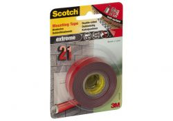 3M SCOTCH Fixing Line 19 mm x 1,5 m kétoldalas ragasztószalag