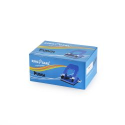 BLUERING kék lyukasztó (30 lap kapacitás)