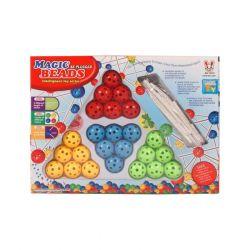 Regio 26143 (24 db) Magic Beads golyós műanyag építőjáték