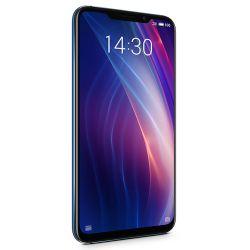 """Meizu X8 6.15"""" 4/64GB DUAL SIM, 4G/LTE kék okostelefon"""