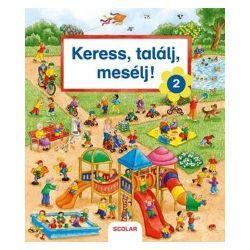 Regio (58751) Keress, találj, mesélj könyv (2.kiadás)