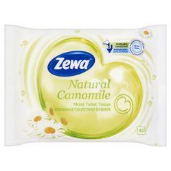 Zewa Natural Camomile (42 db) nedves toalettpapír