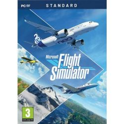 Microsoft Flight Simulator Standard Edition (PC) játékszoftver