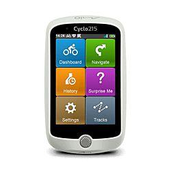 """Mio Cyclo 215 8,89 cm (3.5"""") HC full Europe GPS kerékpáros navigáció"""