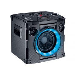 Mac Audio MMC 750 50/200 W, AUX, USB-B, SD, FM PLL fekete Bluetooth hangszóró