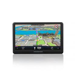 """Modecom Freeway SX7.1 7"""" 8GB teljes Európa térképpel fekete GPS navigáció"""