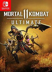 Mortal Kombat 11 Ultimate (Nintendo Switch) játékszoftver