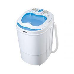 Mesko MS8053 580W 3kg fehér kompakt mini mosógép