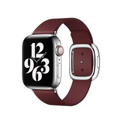Apple MY642ZM/A 40mm gyári gránátvörös okosóra szíj