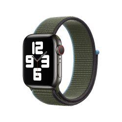Apple MYA12ZM/A 40mm gyári invernessi zöld okosóra szíj