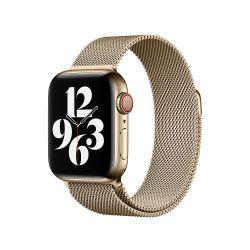 Apple MYAM2ZM/A 40mm gyári arany milánói okosóra szíj