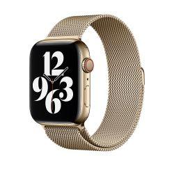 Apple MYAP2ZM/A 44mm gyári arany milánói okosóra szíj