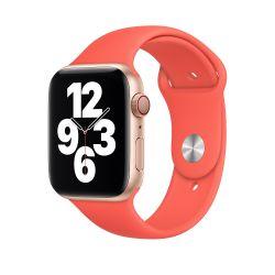 Apple MYAW2ZM/A 44mm gyári pink okosóra szíj