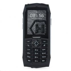 """myPhone Hammer 3+ 2.4"""" Dual SIM 3G ezüst mobiltelefon"""