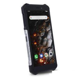 """myPhone Hammer Iron 3 5.5"""" 16GB Dual SIM 3G fekete-ezüst csepp-, por- és ütésálló okostelefon"""