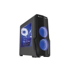 Natec Genesis TITAN 800 USB 3.0 kék midi számítógép ház