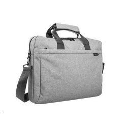 Natec MUSTELA 15.6'' szürke notebook táska