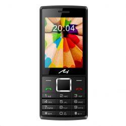 "Navon Classic L 2.8"" 32MB Dual SIM 2G fekete mobiltelefon"