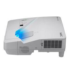 NEC UM301W (LCD, WXGA, 3000AL  fali tartó) projektor